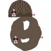 Conjunto Inverno 2 pçs Disney Minnie