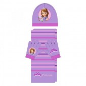 Conjunto inverno 3 pçs Disney Princesa Sofia