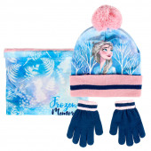 Conjunto Inverno 3 peças Frozen 2