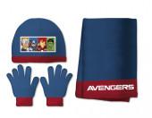 Conjunto Inverno Avengers