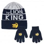 Conjunto Inverno Rei Leão