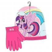 Conjunto luvas + gorro My Little Pony Magical