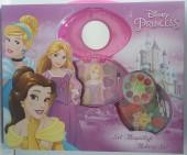Conjunto Maquilhagem Espelho Princesas Disney
