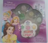 Conjunto Maquilhagem Flor Princesas Disney