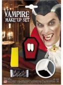 Conjunto Maquilhagem Vampiro