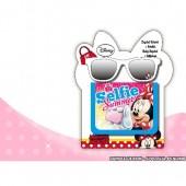 Conjunto oculos + carteira Disney Minnie Selfie