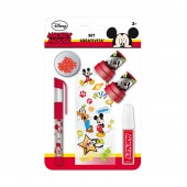 Conjunto Papelaria Criativo Mickey