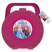 Conjunto Papelaria Frozen 2 Disney
