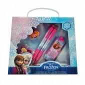 Conjunto Papelaria Frozen 7 pcs