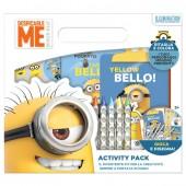 Conjunto para colorir Yellow Bello Minions