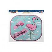 Conjunto Parasol Flamingo