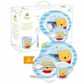 Conjunto Pequeno Almoço Microondas Winnie the Pooh