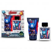 Conjunto Perfume + Gel Banho Capitão América