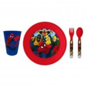 Conjunto Picnic Marvel Spiderman