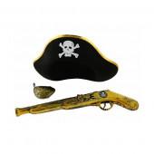 Conjunto pirata Estiloso