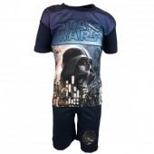 Conjunto Praia Star Wars - Azul