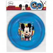 Conjunto refeição  3 peças Mickey Icons