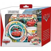Conjunto refeição Disney Cars RSN