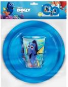 Conjunto refeição Dory Blue