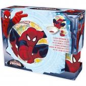 Conjunto refeição Marvel Spiderman