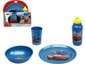 Conjunto refeição melamina Disney Cars