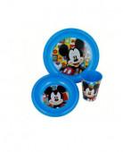Conjunto Refeição Mickey Disney