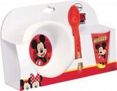 Conjunto refeição Mickey Red