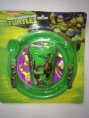 Conjunto refeição Picnic Tartarugas Ninja
