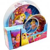 Conjunto refeição Princesas  Disney