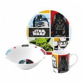 Conjunto Refeição Star Wars