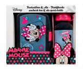 Conjunto Sanduicheira + Cantil Minnie Disney