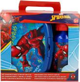 Conjunto Sanduicheira + Cantil Spiderman