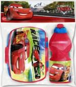Conjunto Sanduicheira + Garrafa Cars - Racers Edge