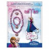 Conjunto suporte joias + bijuteria Frozen