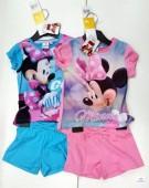Conjunto T-Shirt + Calção Minnie - Sortido