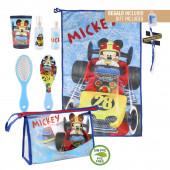 Conjunto Toillete Mickey Super Pilotos