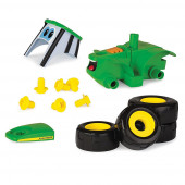 Constrói o Tractor Johnny