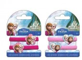 Conunto 2 pares elasticos Frozen Sisters