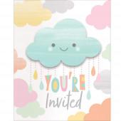 Convites Festa Nuvem 8und
