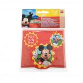 Convites Mickey Festa Mouse 6und