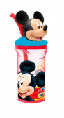 Copo c/ fig. 3D Mickey Mouse Icons
