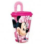 Copo c/ palhinha Disney Minnie
