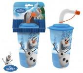 Copo c/ palhinha Frozen - Olaf