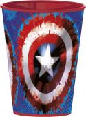 Copo Capitão América Avengers 260ml