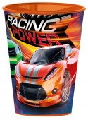 Copo Carros 260 ml - Racing Power