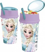 Copo com dupla função de Frozen