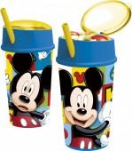 Copo com dupla função de Mickey Mouse