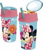 Copo com dupla função de Minnie Mouse Bloom