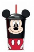 Copo com Palha Mickey