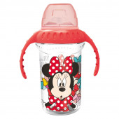 Copo de entretenimento 330ml de Minnie Color Bows